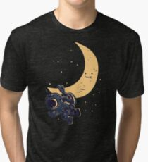 New Moon Tri-blend T-Shirt