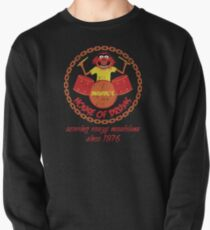 House of Drums (distressed) Pullover