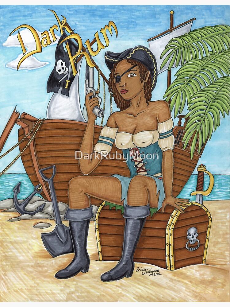 Dark Rum Pirate vers 2 by DarkRubyMoon