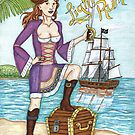 Light Rum Pirate ver 2 by DarkRubyMoon