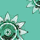 Emerald Mandala by YingDude