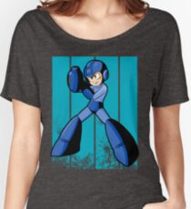 Megaman Women's Relaxed Fit T-Shirt