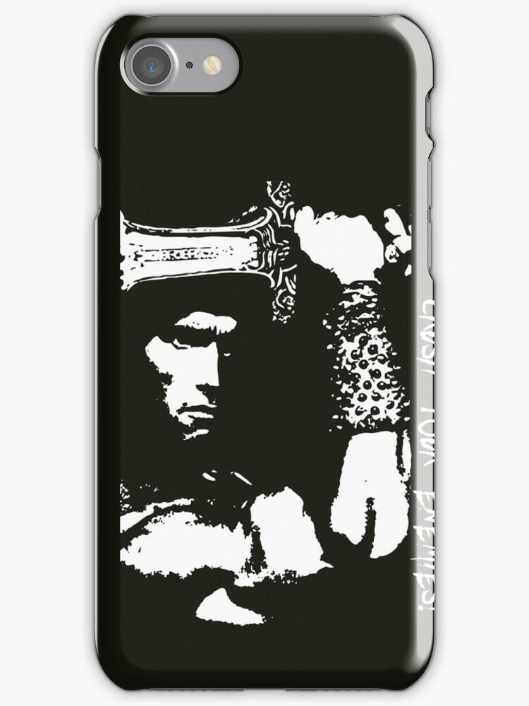 IPHONE Case - Conan by Jon Winston