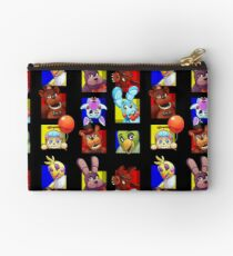 Five Nights at Freddy's Gang Studio Pouch