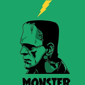 Frankenstein's Monster by ziggyzombie