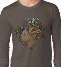 Heart - Wood T-Shirt