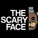 Gruseliges Gesicht Freddy FNAF von BearBon