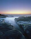 """Into the Fog"" ∞ Woody Head, NSW - Australia by Jason Asher"