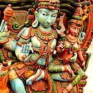 Siva Parvati by redscorpion