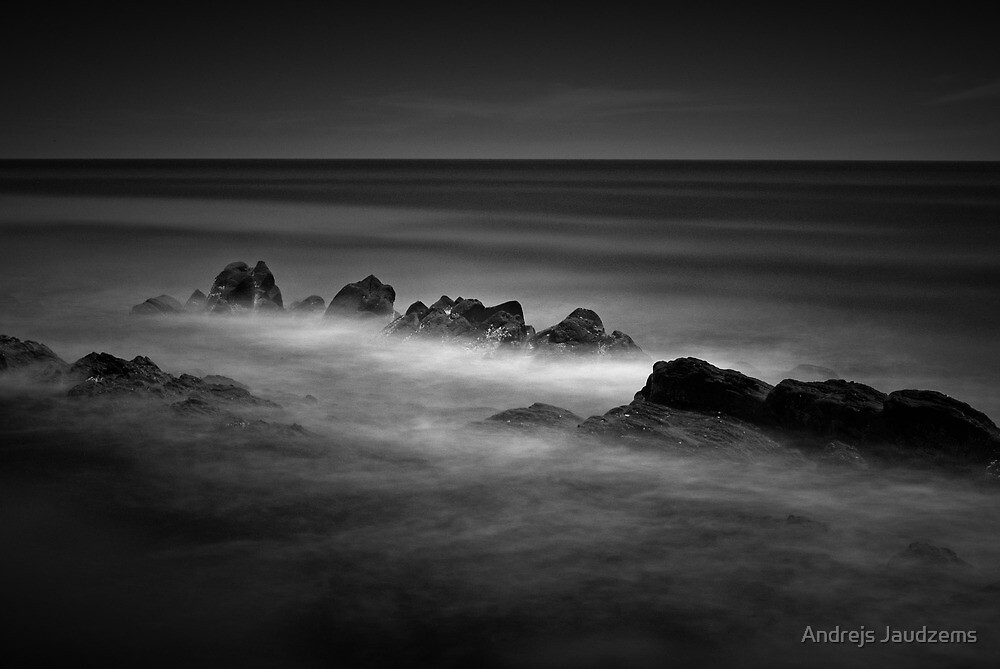 Carrickalinga Beach, SA by Andrejs Jaudzems