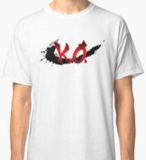Street Fighter K.O. Classic T-Shirt