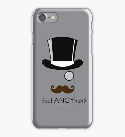Pinkies out iPhone Case/Skin