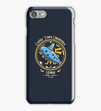 Castle Town Orchestra iPhone Case/Skin