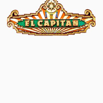 El Capitan by 24hrArtyPeople