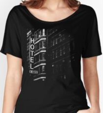 Hotel Chelsea #1 Loose Fit T-Shirt