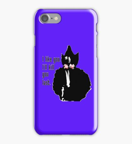 Pod People Trumpy phone case iPhone Case/Skin