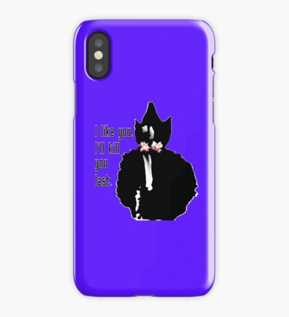 Pod People Trumpy phone case iPhone Case/Skin
