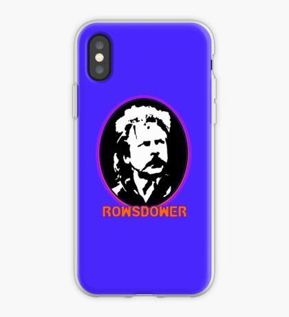Rowsdower! phone case iPhone Case