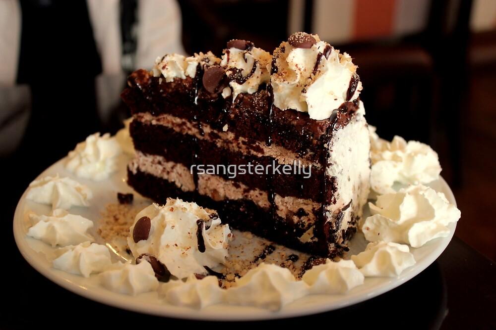 Ferrero Rocher Cake by rsangsterkelly