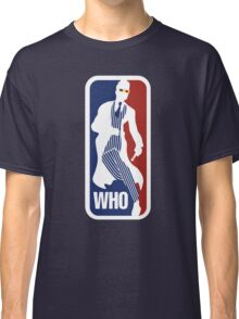 WHO Sport No.10 Classic T-Shirt