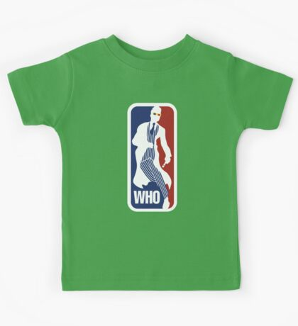 WHO Sport No.10 Kids Clothes