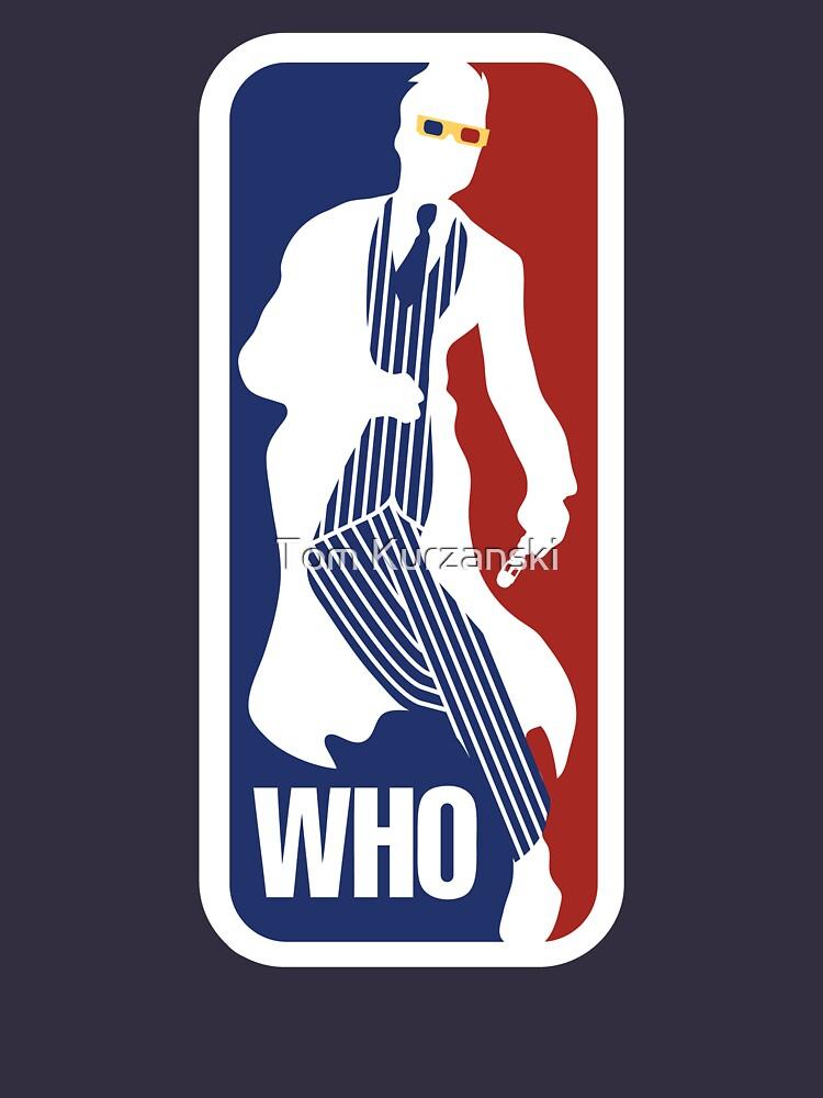 WHO Sport No.10 by tomkurzanski