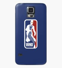 WHO Sport No.10 Case/Skin for Samsung Galaxy