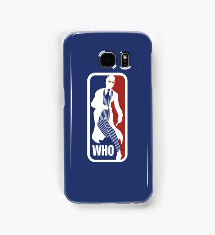WHO Sport No.10 Samsung Galaxy Case/Skin