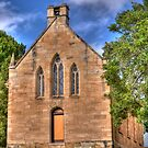 St Bernard's Catholic Church, Little Hartley, NSW by Adrian Paul