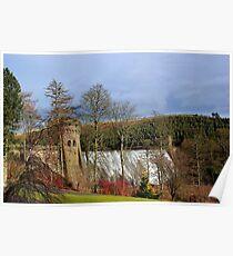 Howden Dam Poster