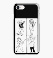 YOU GOT LUCKY! iPhone Case/Skin