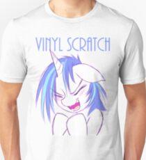 Vinyl Scratch Unisex T-Shirt