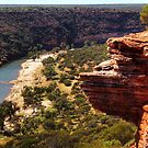 Hawks Head, Kalbarri by Eve Parry