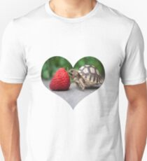 A Turtle Love Affair Unisex T-Shirt