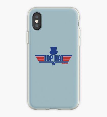 Top Hat (Star-Burns) iPhone Case