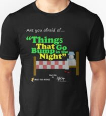 "Things that go Bump in the Night ""Short Film"" T-Shirt"