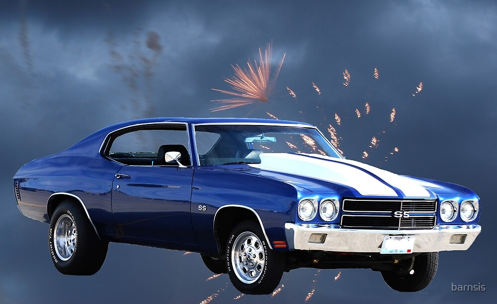 1972 Chevelle SS - Ultimate Musclecar\
