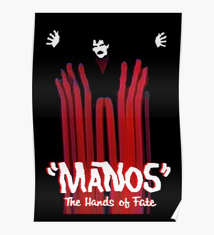 Manos The Hands of Fate Poster Poster