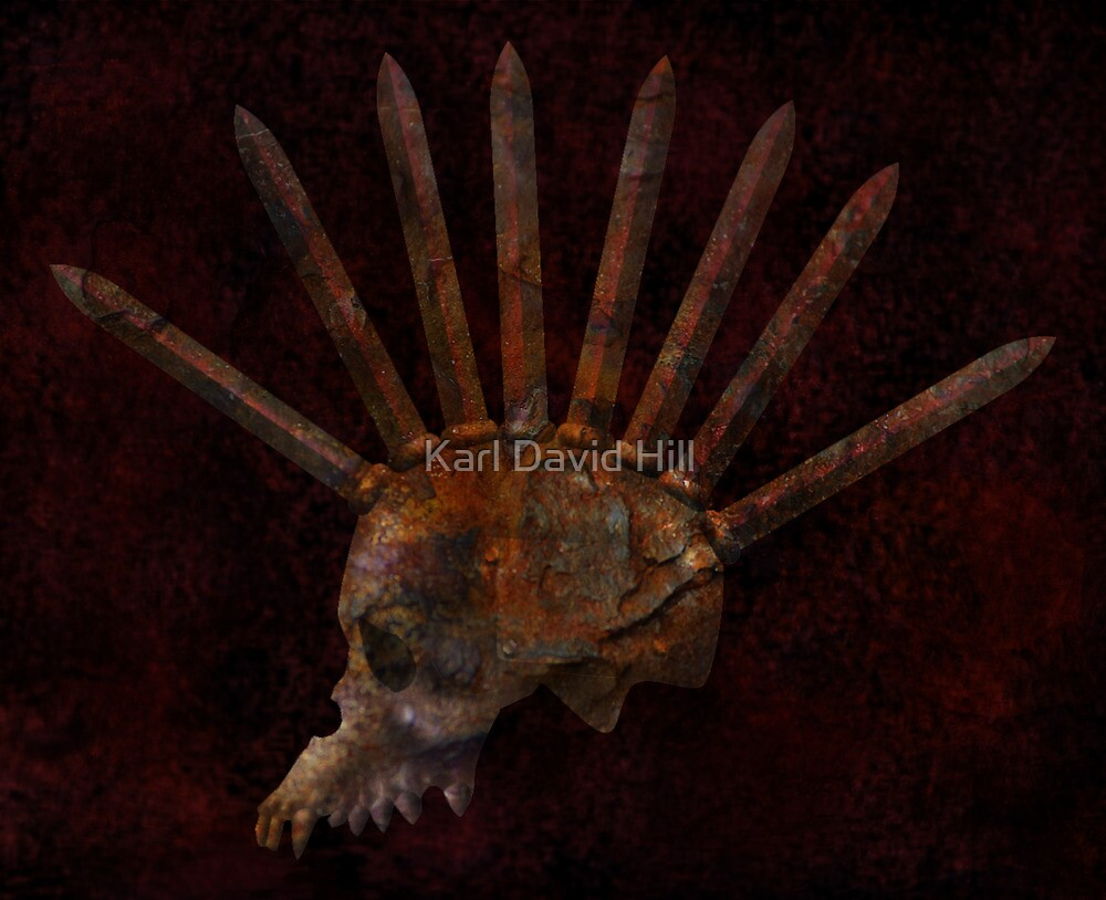 punk version 1 by Karl David Hill
