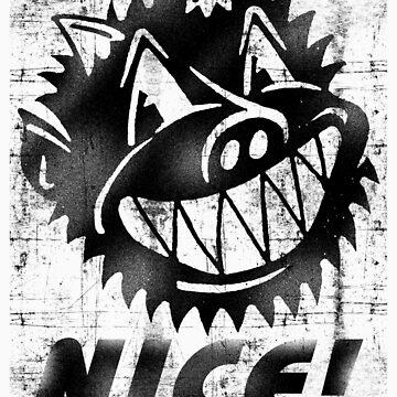 Nice Monster by rolandhill90