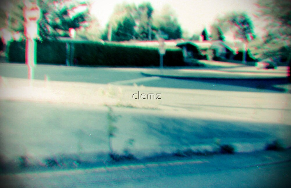 Suburb by clemz