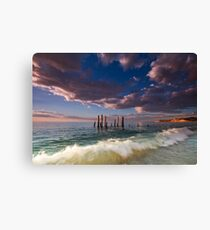 Pt Willunga - Late Light Canvas Print