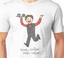 WING COMMANDER Arthur Shappey Unisex T-Shirt