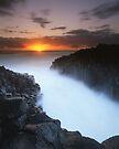 """Basalt Mist"" ∞ Fingal Head, NSW - Australia by Jason Asher"