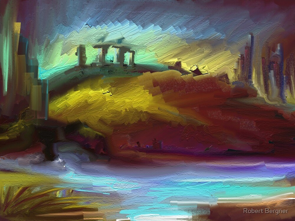 Celtic Legend by Robert Bergner