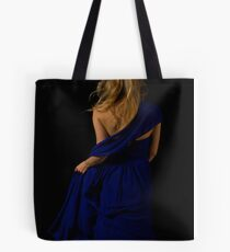 Sapphire Swagger Tote Bag