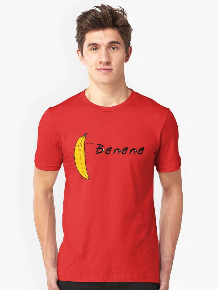 What Do You Know About Bananas? Unisex T-Shirt Front