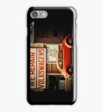 We Repair Volkswagens iPhone Case/Skin