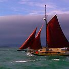 Sailing by Chris Cardwell