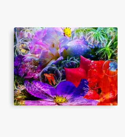 State of Nature Canvas Print